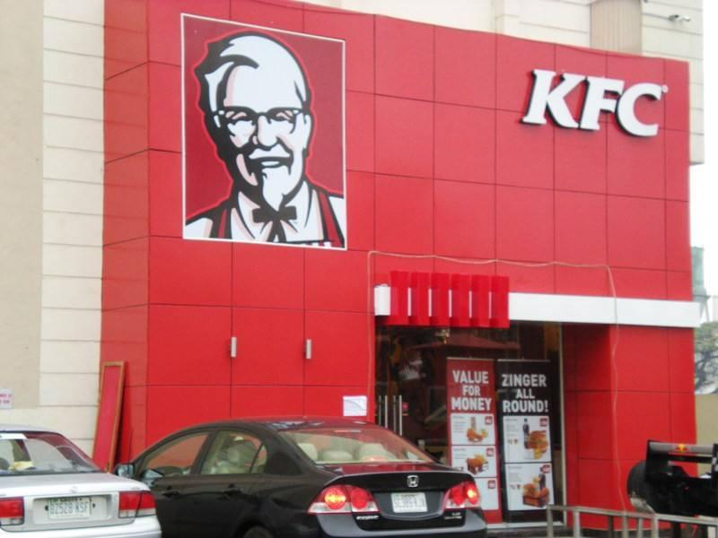 KFC, Victoria Island3
