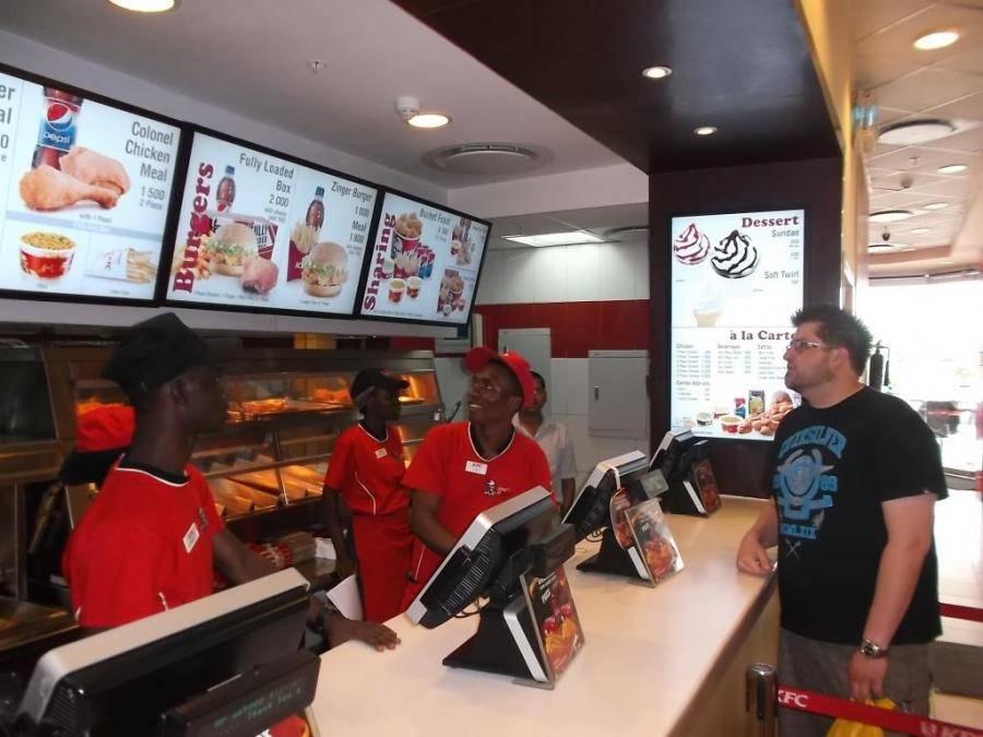 KFC, Ikeja3