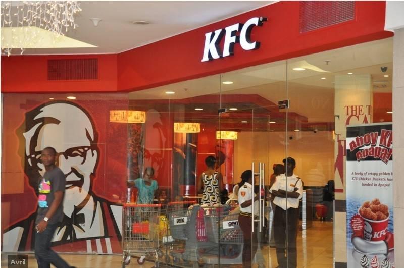 KFC, Ikeja1