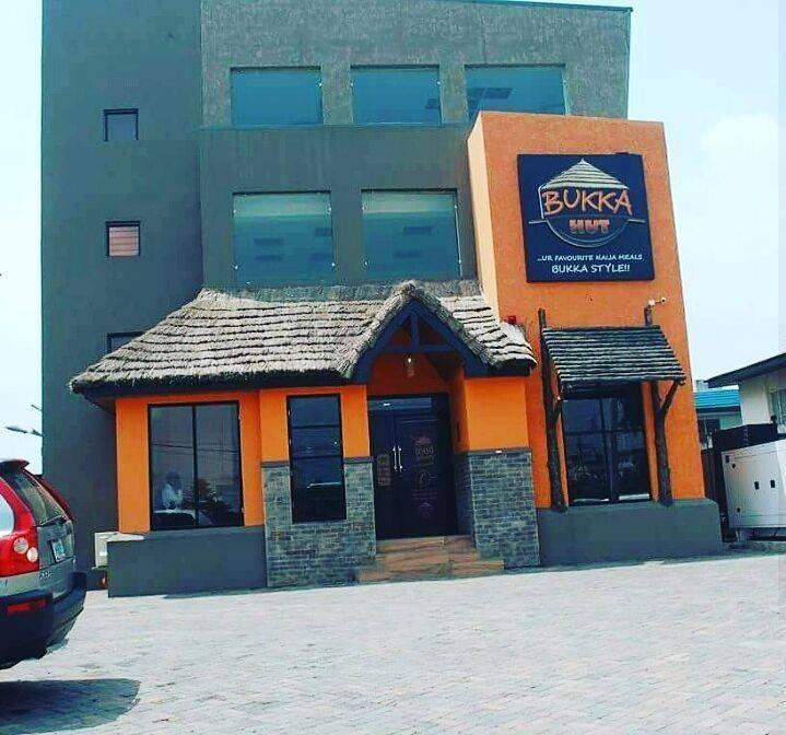 Bukka Hut, Gbagada1