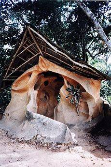 Osun-Osogbo Grove