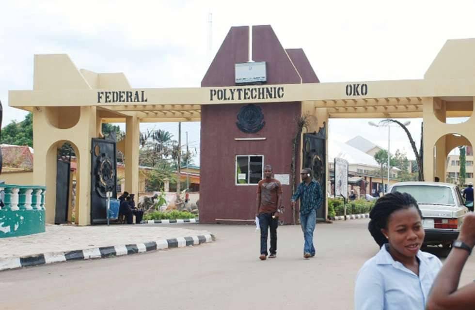 Federal Polytechnic Oko2