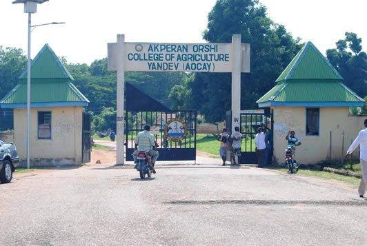 Akperan Orshi College of Agriculture