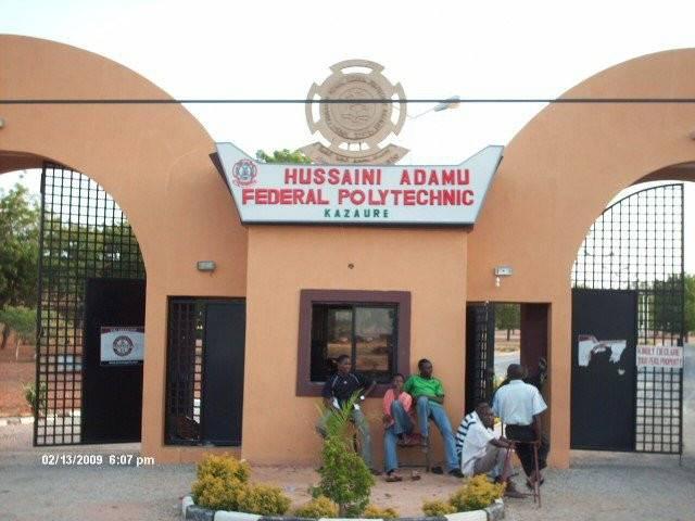Hussaini Adamu Federal Polytechnic