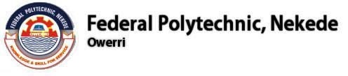 Federal polytechnic Nekede4