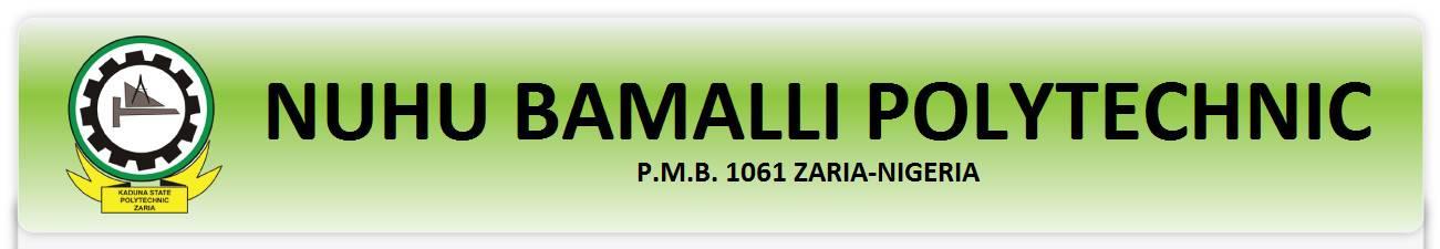 Nuhu Bamalli Polytechnic2