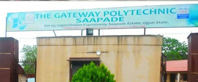 Gateway Polytechnic, Saapade2