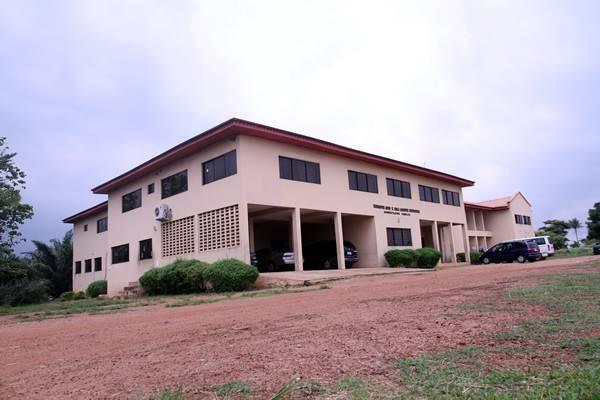 Gateway Polytechnic, Saapade
