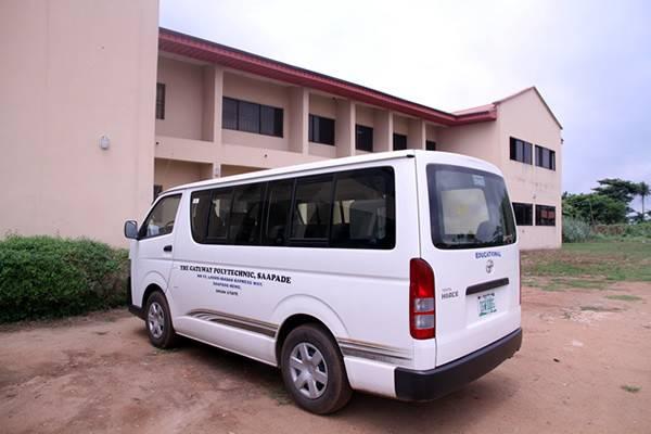 Gateway Polytechnic, Saapade4