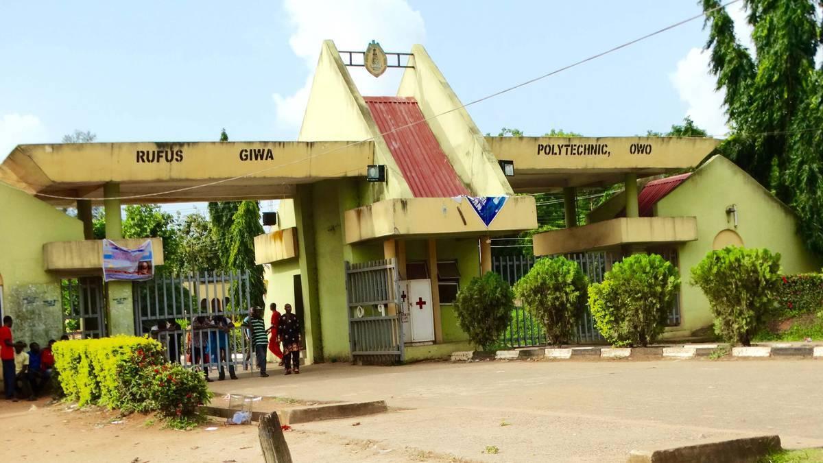 Rufus Giwa Polytechnic1