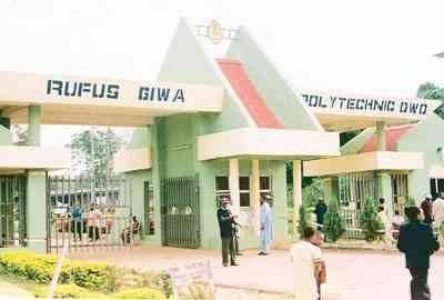 Rufus Giwa Polytechnic3