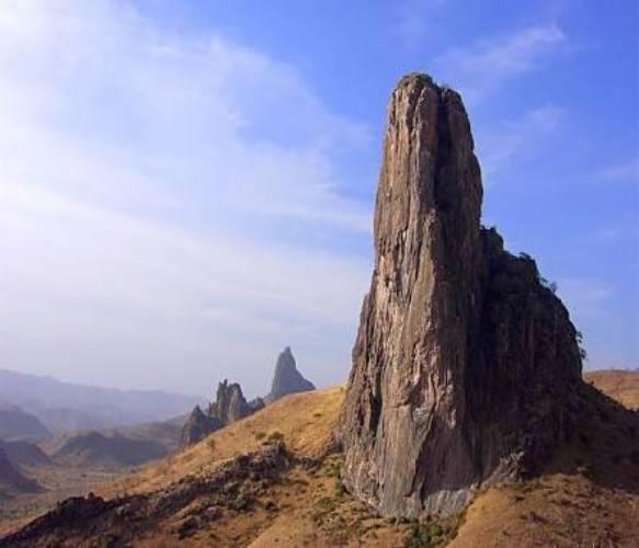 Mandara Mountains1