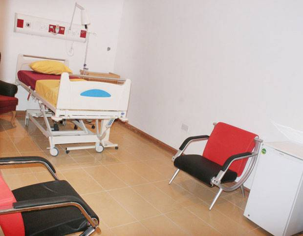 Reddington Hospital, Ikeja10