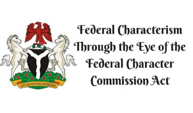 Federal Character Commission