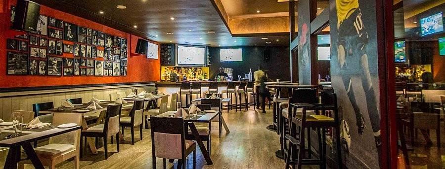 Jevinik Restaurant Victoria Island