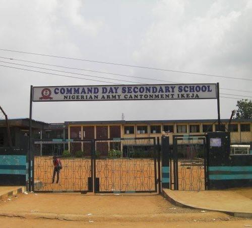 Command Day Secondary School ikeja