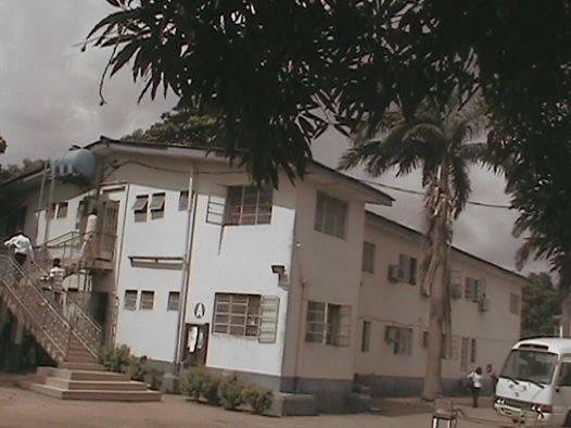 Federal Radio Corporation of Nigeria training school