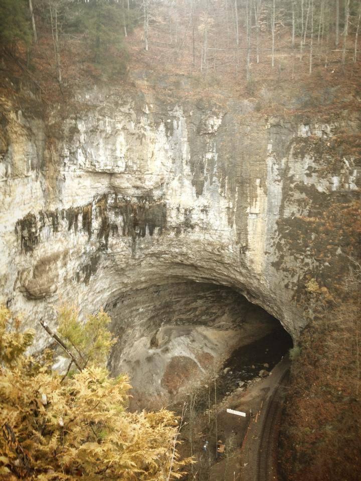 Dashi Natural Tunnels