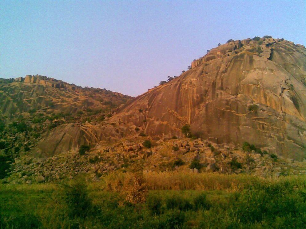 Kwatarkwashi Rock/Water Spring