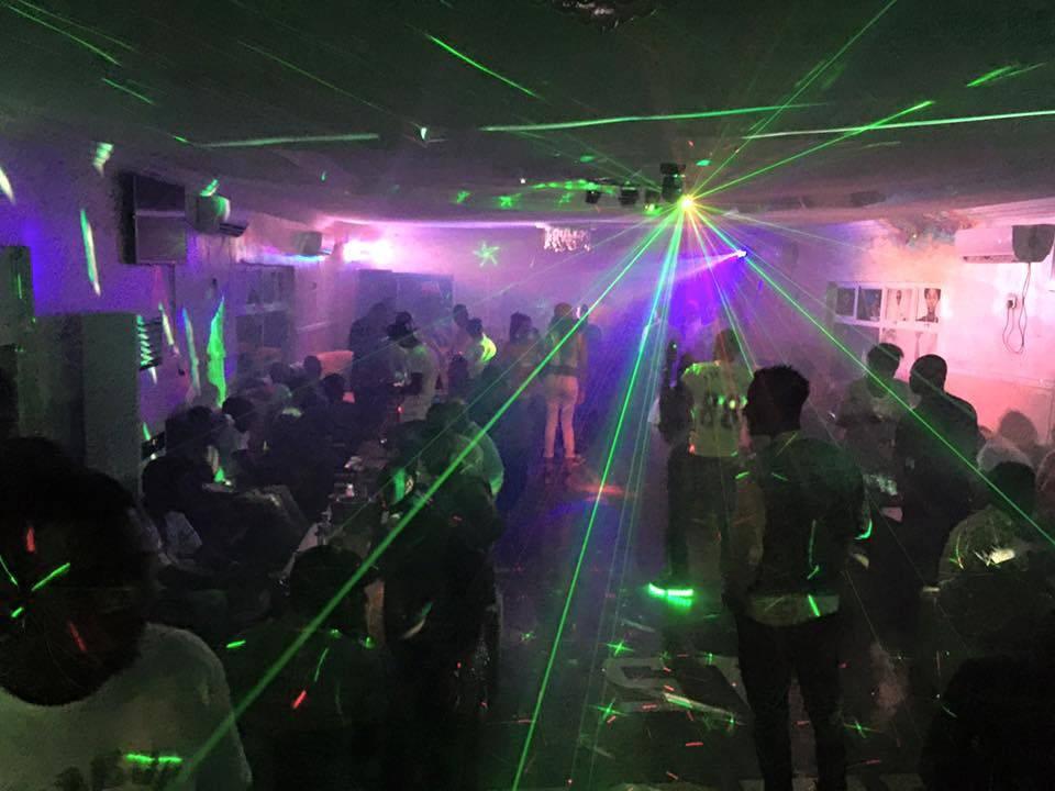 Club 15 and Dynamic Lounge6