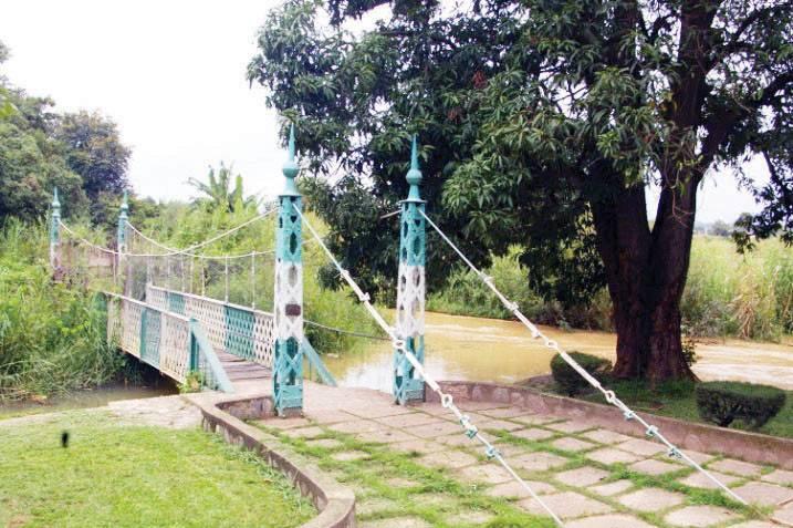 Lugard's footbridge