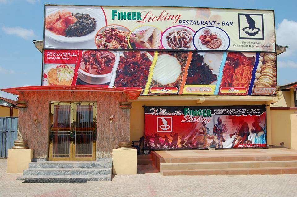 Finger Licking Restaurant and Bar