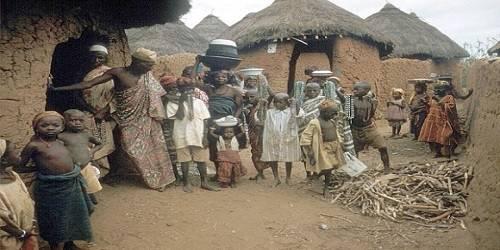 Karishi Traditional Settlement