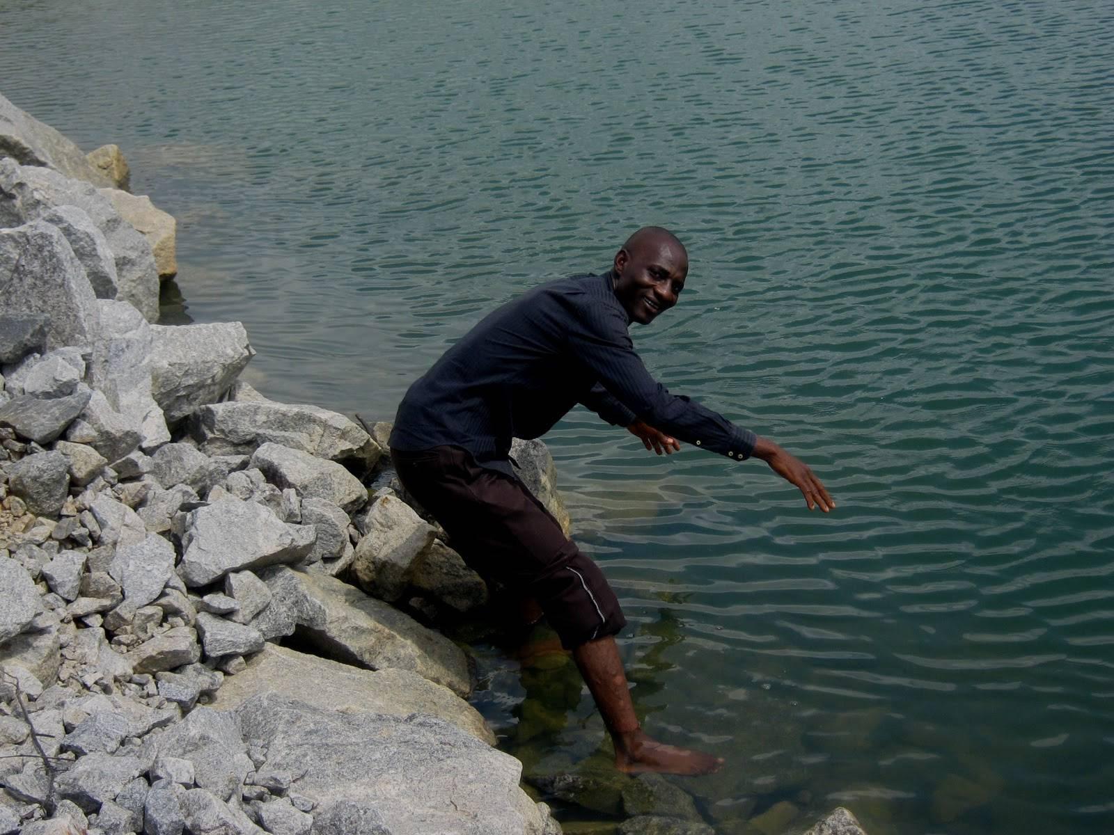 Peperuwa Lake