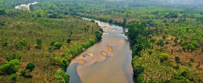 Katsina Ala river