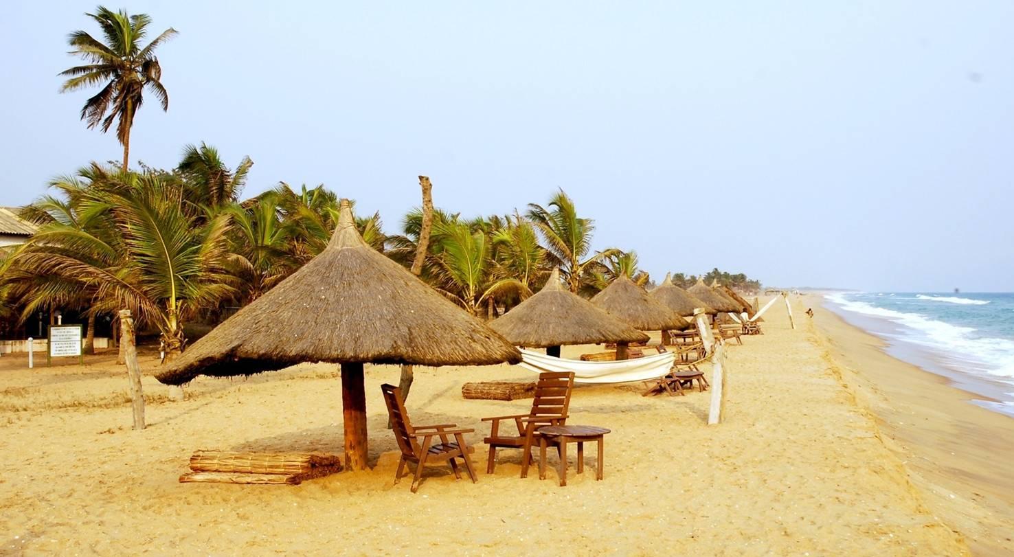 Ndibe Sand Beach
