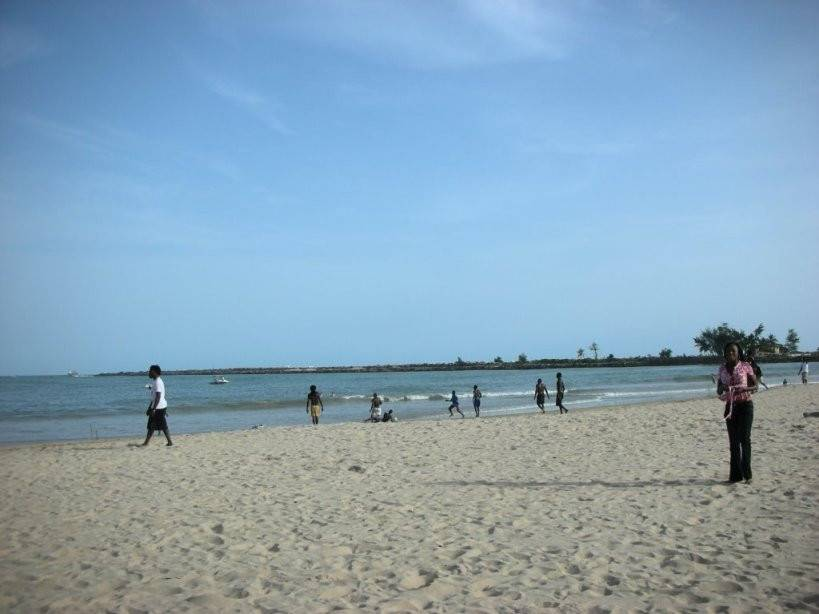 Patigi Beach
