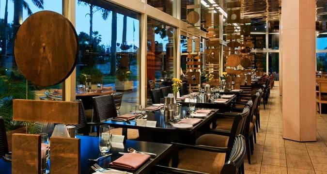 Transcorp Hilton Abuja Restaurant1