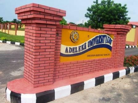 Adeleke University3