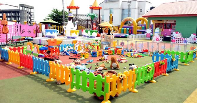 Fun Factory, Ibadan