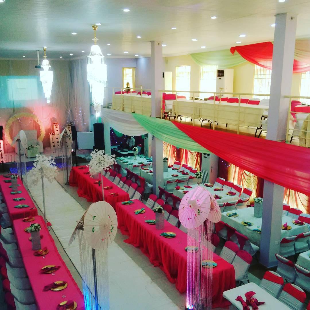 Cielo Event Centre1
