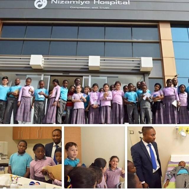 Nigerian Turkish Nizamiye Hospital