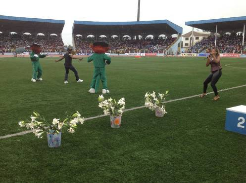 Warri Township Stadium