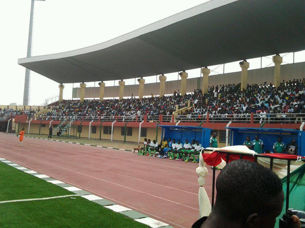 Aper Aku Stadium
