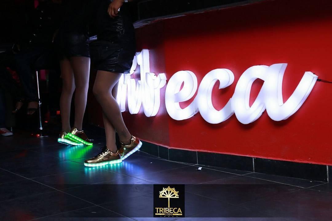 Tribeca Code Lagos