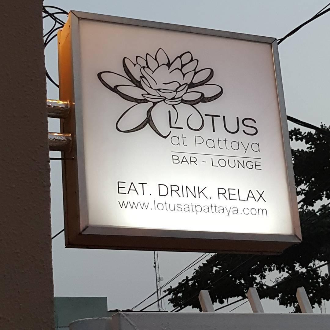 Lotus at Pattaya