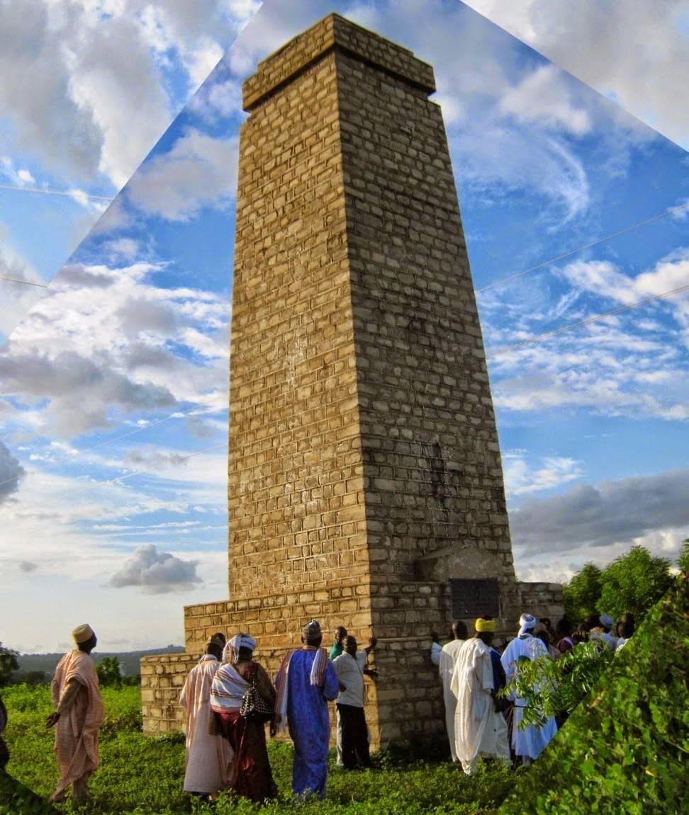 Mungo Park Monument