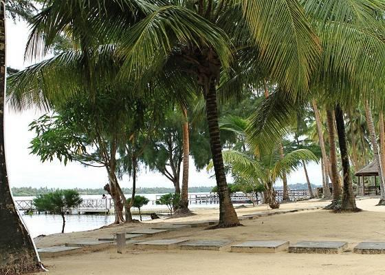 Ibeshe Private Beach