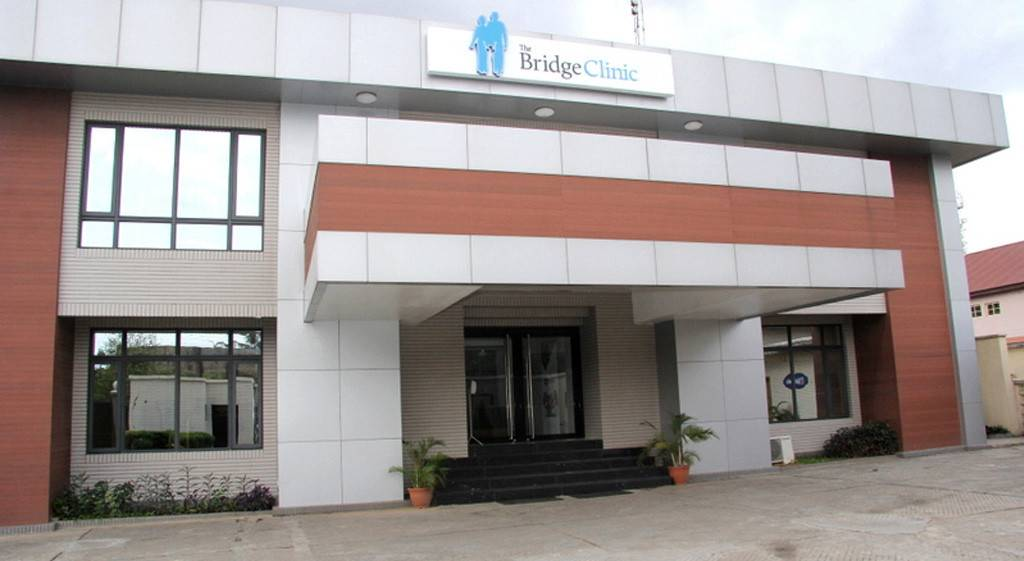 The Bridge Clinic, Lagos1