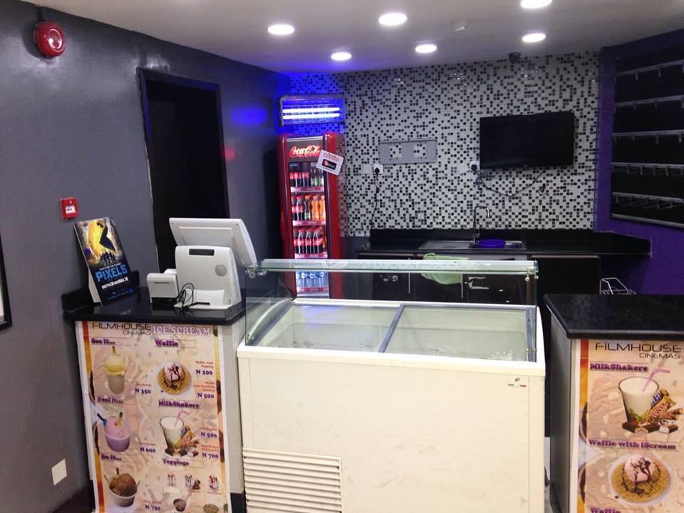 Filmhouse Cinema, Asaba2