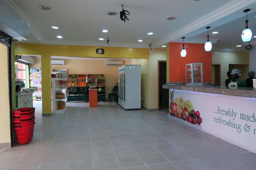 So Fresh Market, Opebi
