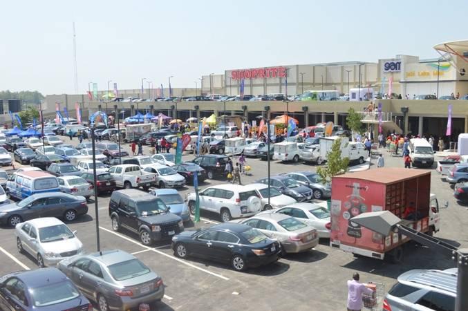 Jabi Lake Mall