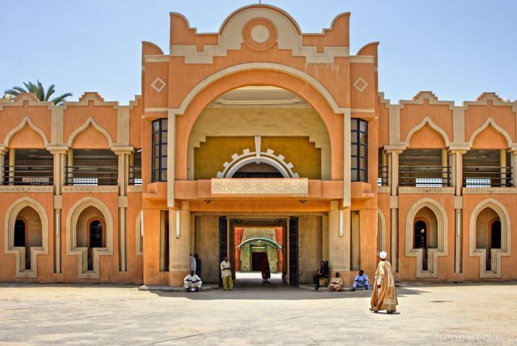 Emir of Bauchi Palace