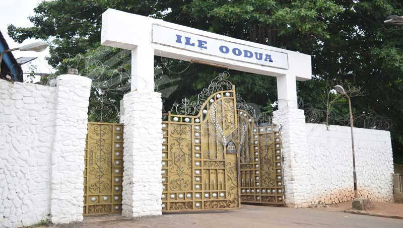 Ooni of Ife Palace