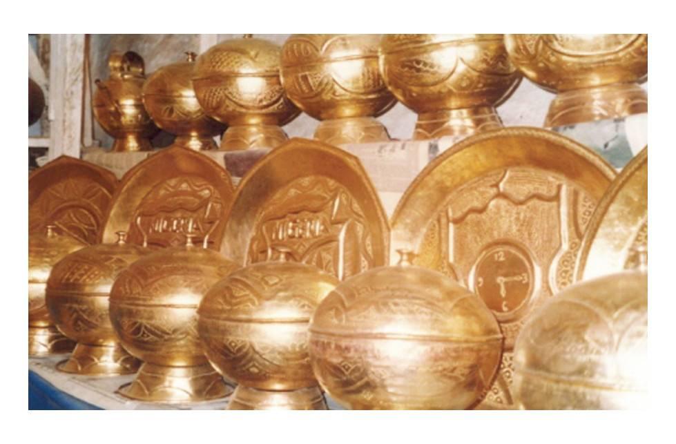 Bida brass works