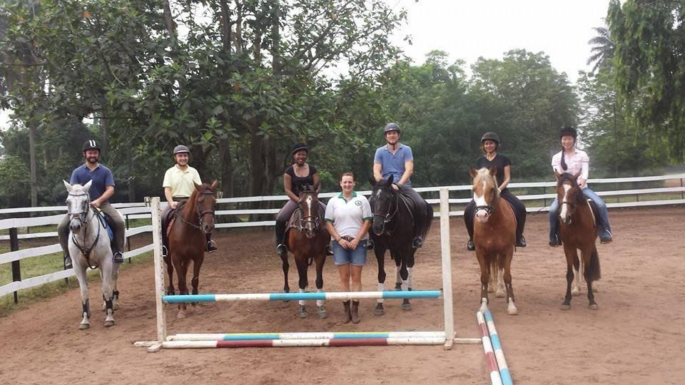 Ikeja Saddle Club2